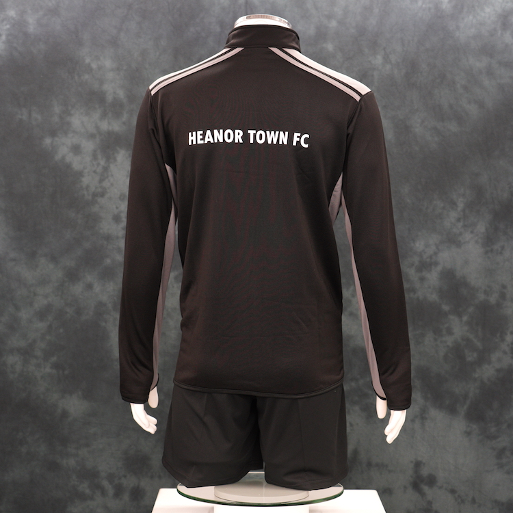1/4 zip football training top - 3