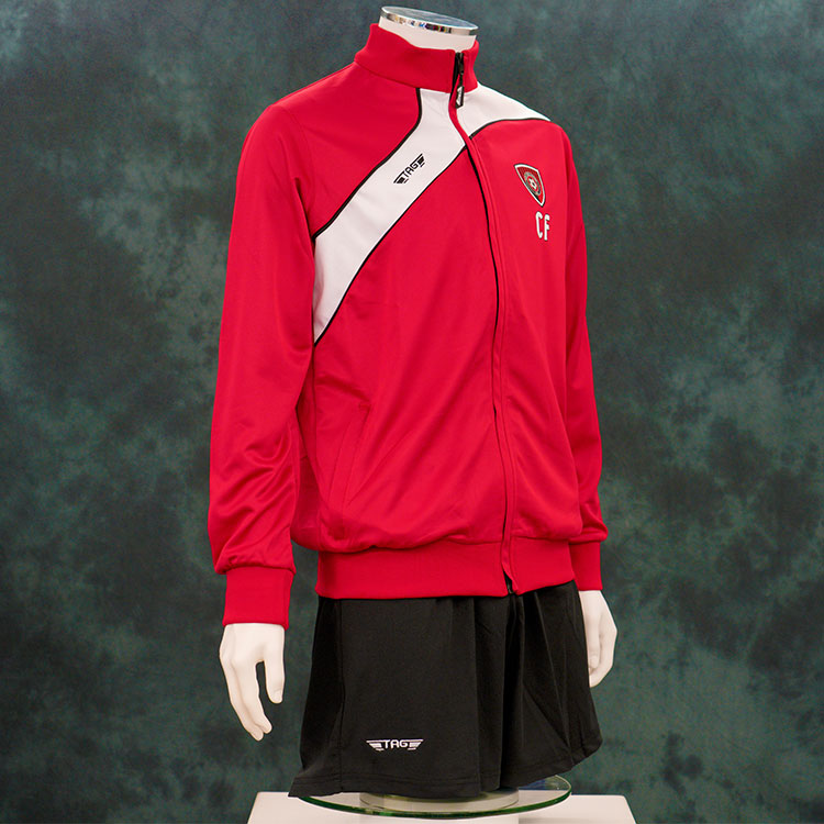 football training jacket - 1