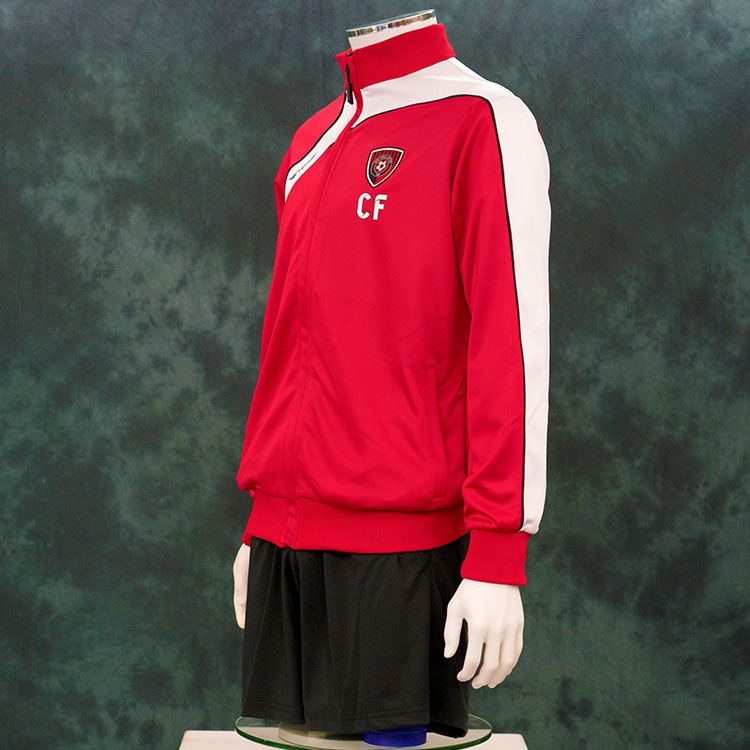 football training jacket - 2