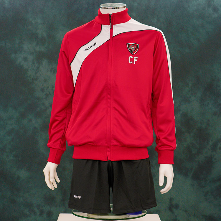 football training jacket - 4