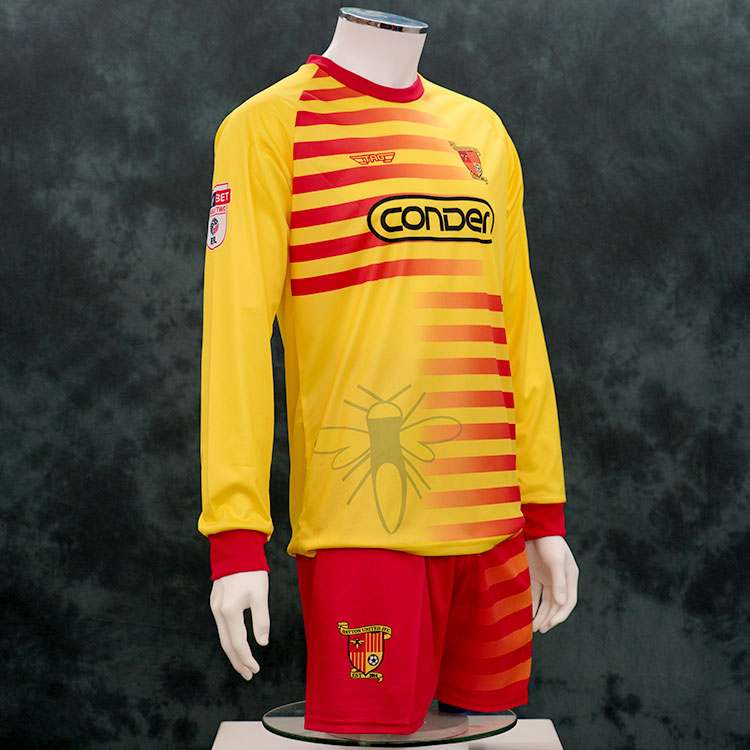 sublimation football kits - 2