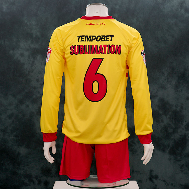 sublimation football kits - 4