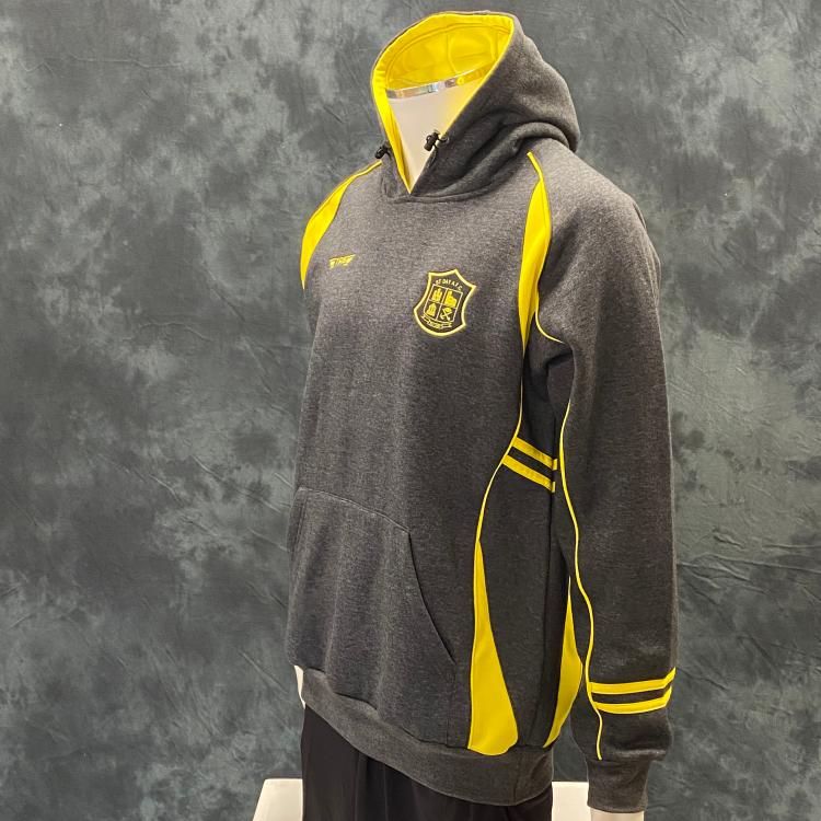 Chunky Hoody - Athletics Teamwear