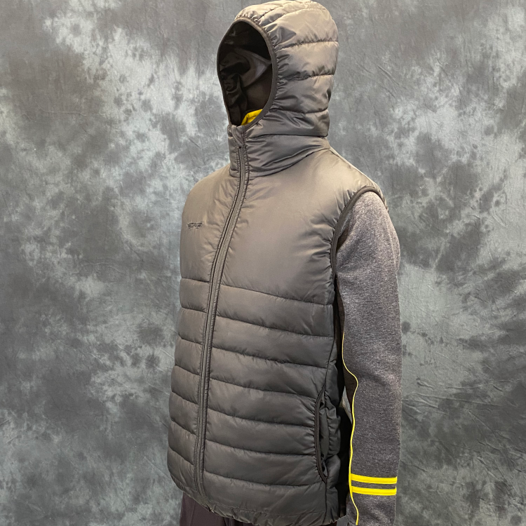 Hooded Fashion Gilet - TAG Sportswear